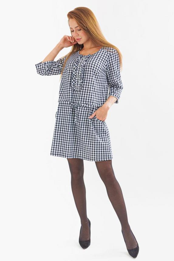 Платье-Туника Шарлота Арт. 739