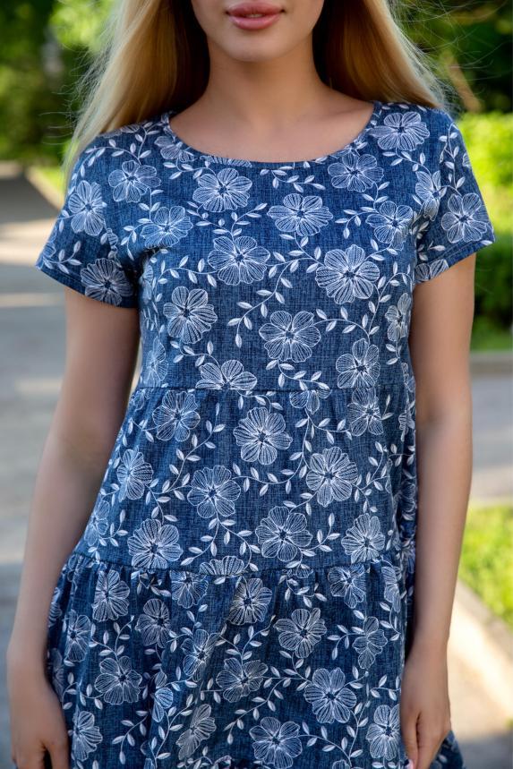 Платье женское Ветерок С Арт. 7415