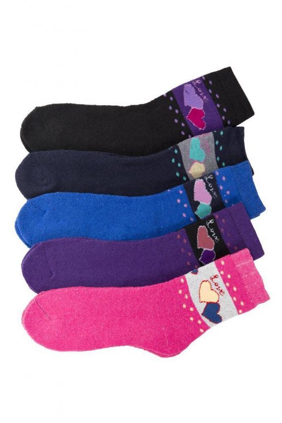 Носки женские махровые Арт. 6509