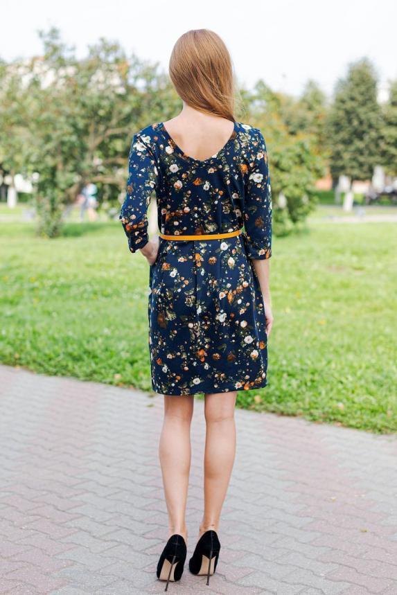 Платье Тюльпан Арт. 2781