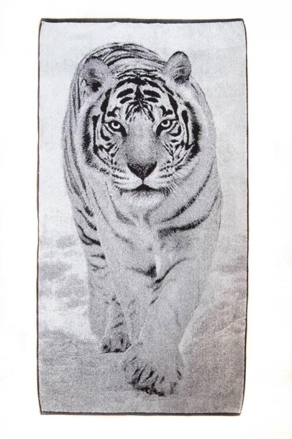Полотенце Тигр белый  Арт. 7683