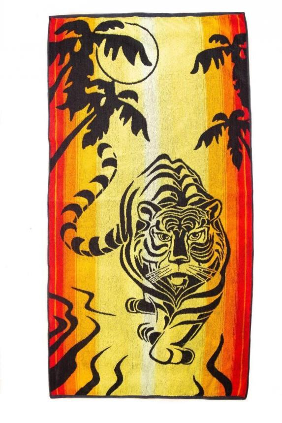 Полотенце Тигр  Арт. 7686