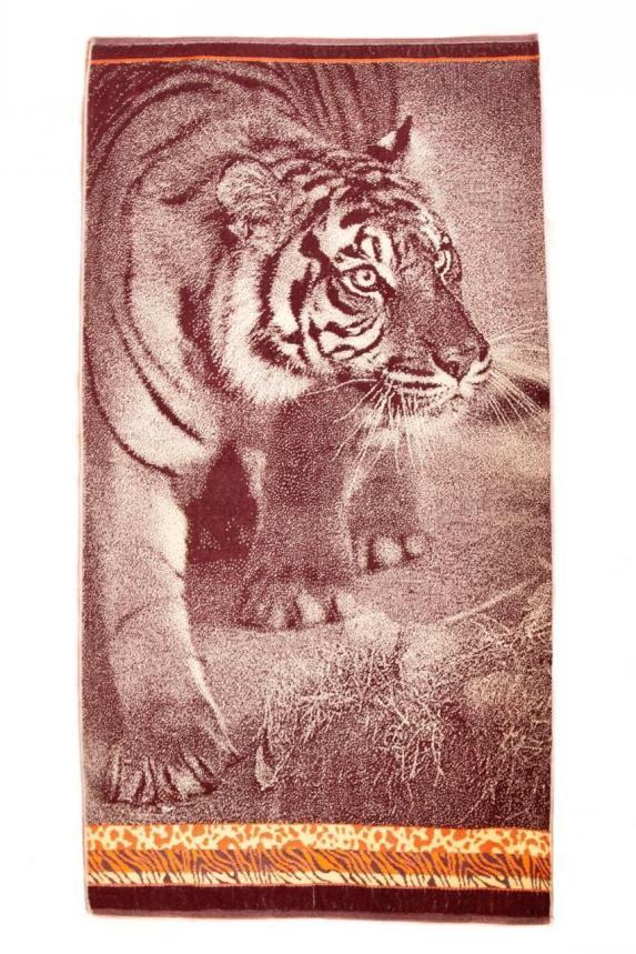 Полотенце Тигр К Арт. 7685