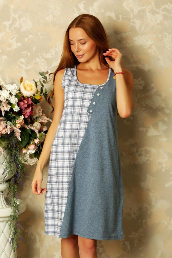 Платье домашнее Лада 2 Арт. 6096