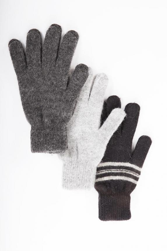 Перчатки мужские шерстяные Арт. 6389