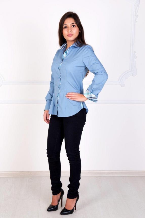 Рубашка Зара Арт. 1562