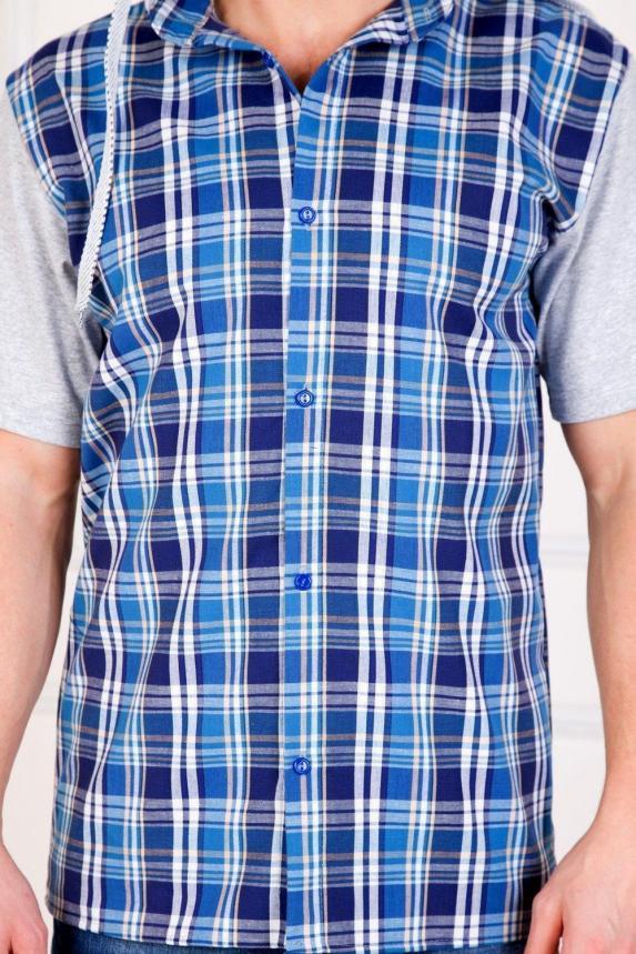 Рубашка Юстин мужская Арт. 1579
