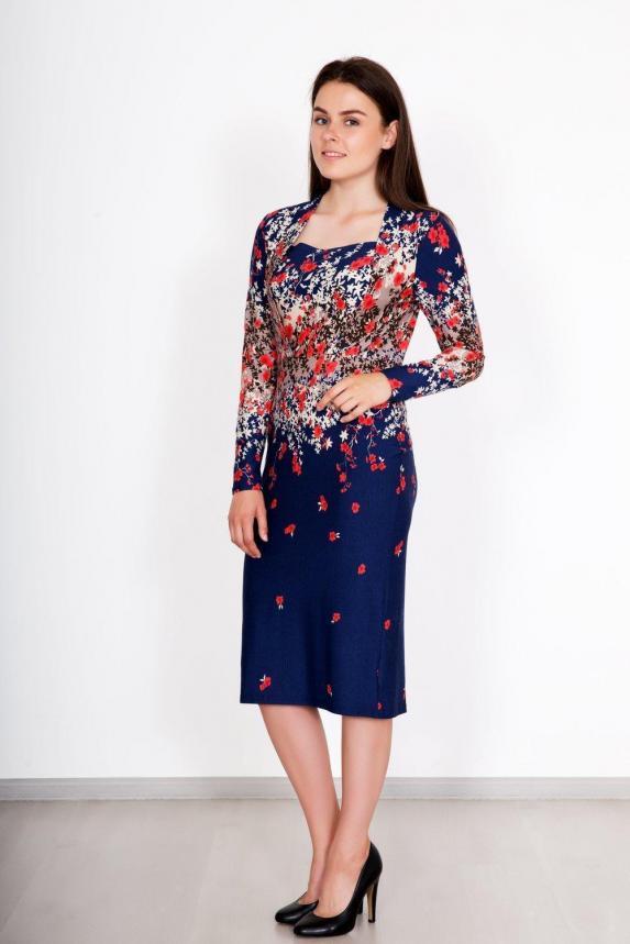Платье Сакура Арт. 2652