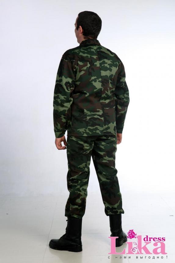 Костюм Рабочий КМФ Арт. 303