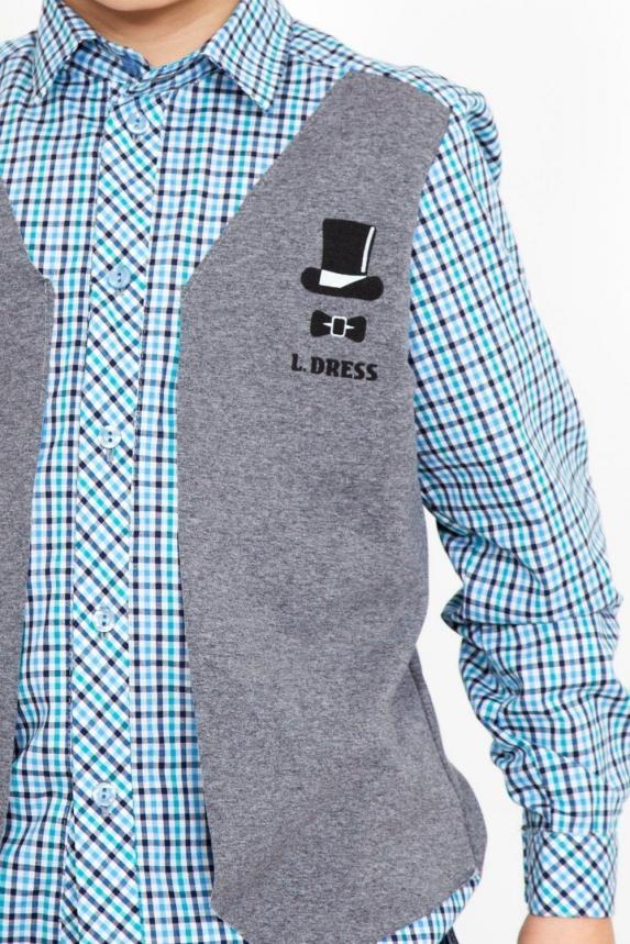 Рубашка Владлен Арт. 3227