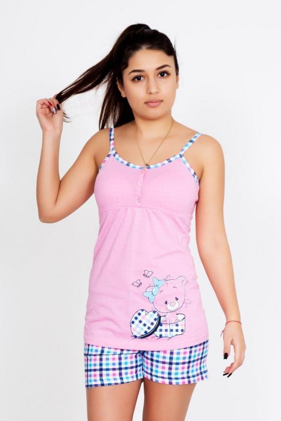 Пижама Котёнок Арт. 3531