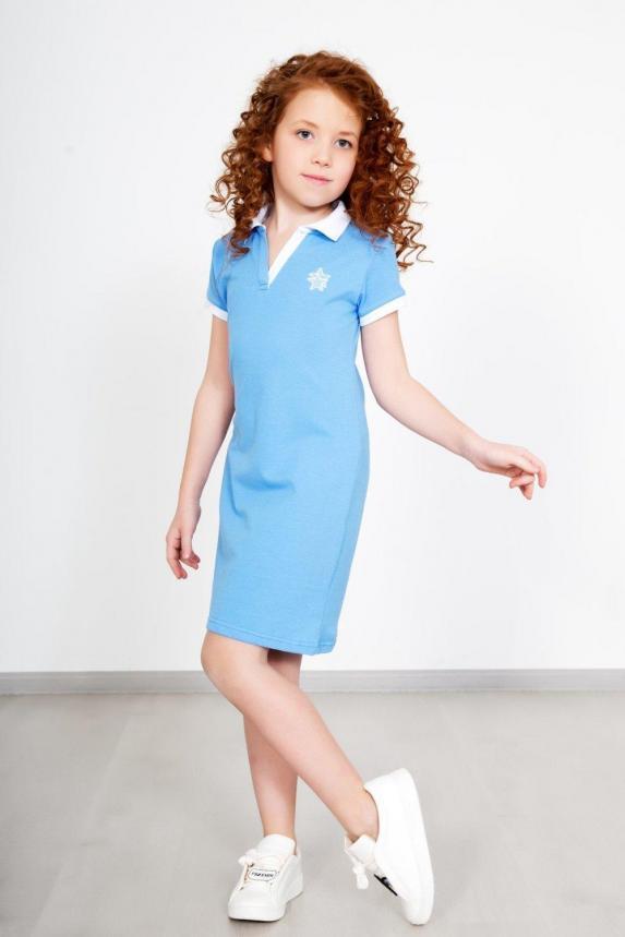 Платье Поло Д Арт. 3585
