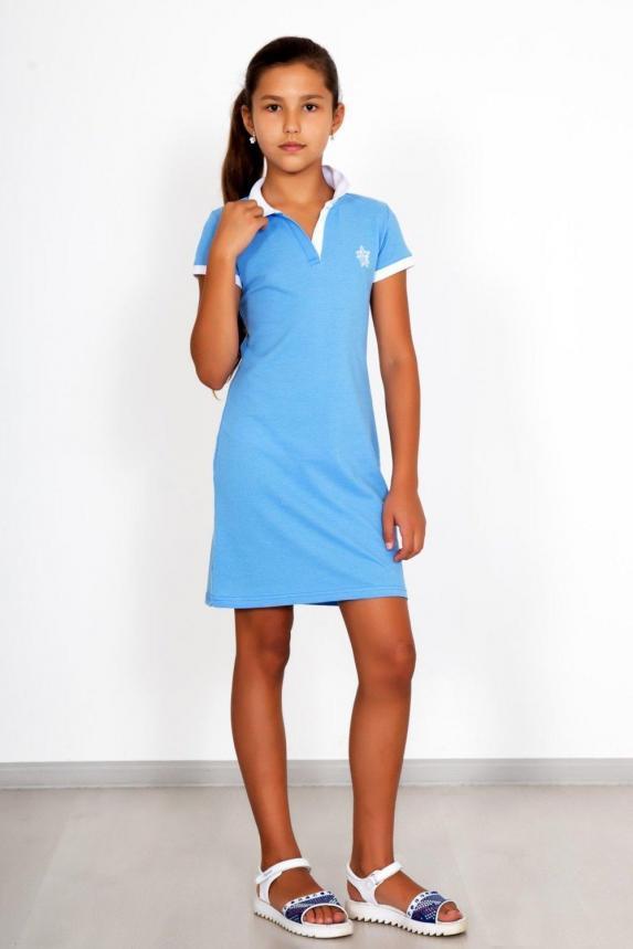 Платье Поло 3 Арт. 3587