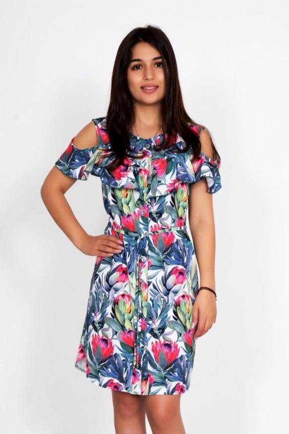Платье-халат Мечта Арт. 3846
