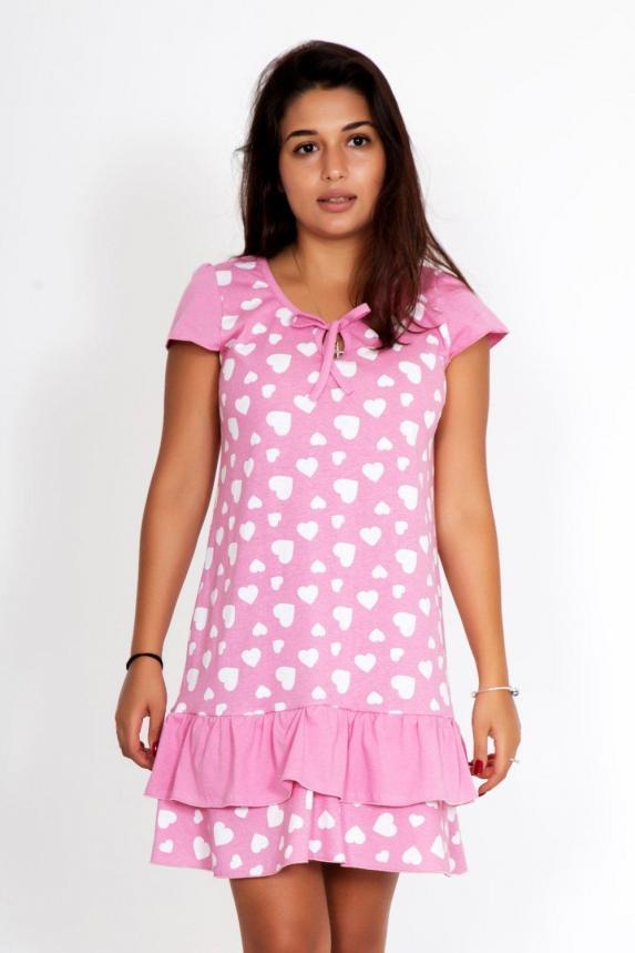 Ночная сорочка Сердце Арт. 3949