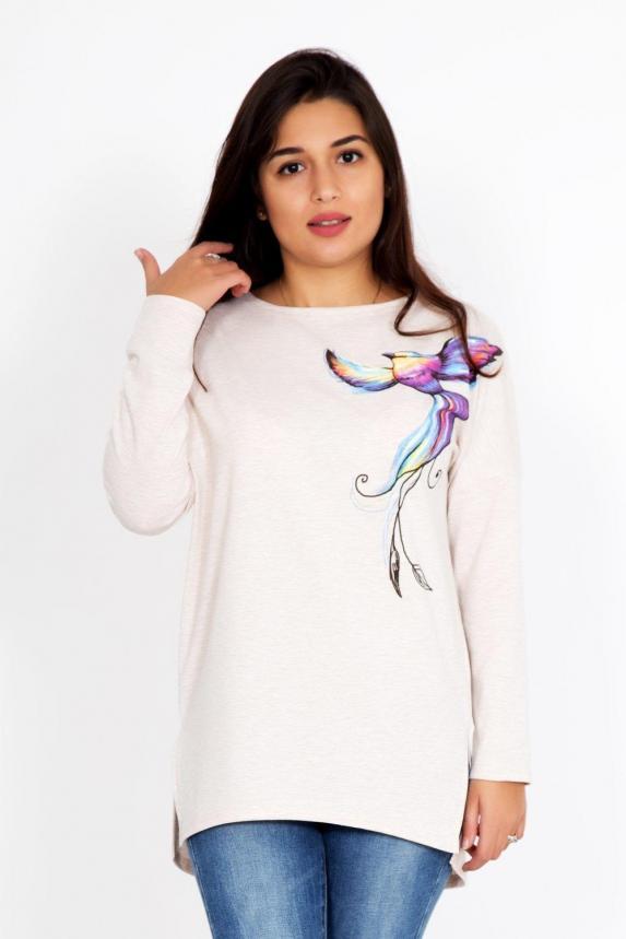 Блуза Иллюзион Арт. 4115