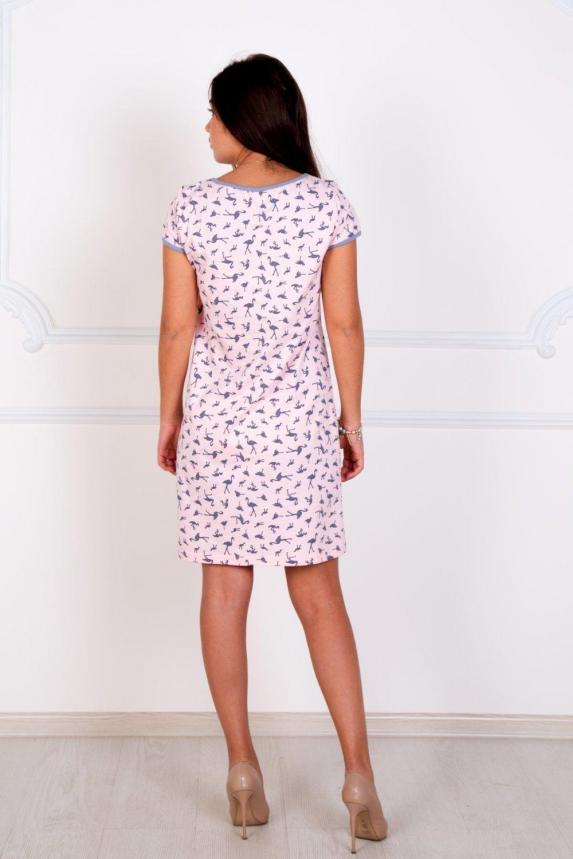 Ночная сорочка Фламинго Арт. 413