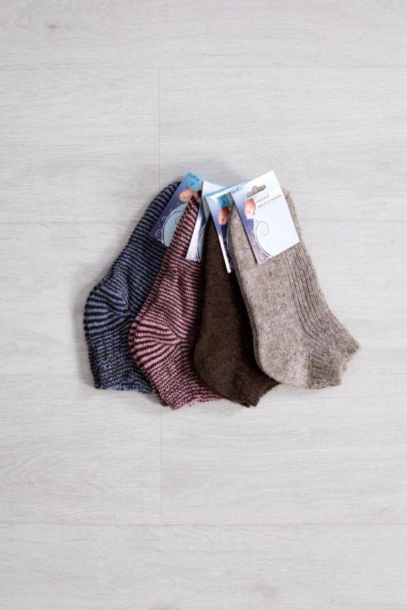 Носки Женские зимние укороченные Арт. 4190