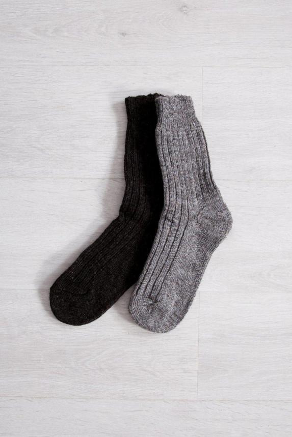Носки Мужские шерсть с акрилом Арт. 4191