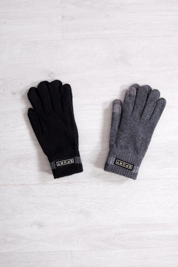 Перчатки Сенсорные мужские Арт. 4277
