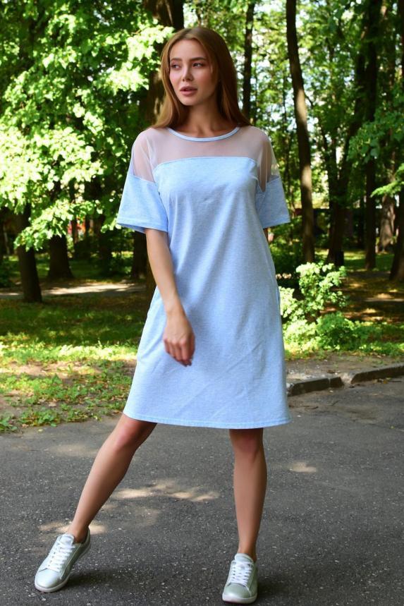 Платье Незабудка Б Арт. 5198