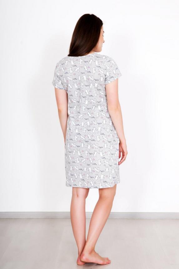 Платье домашнее Зайчата А Арт. 5277