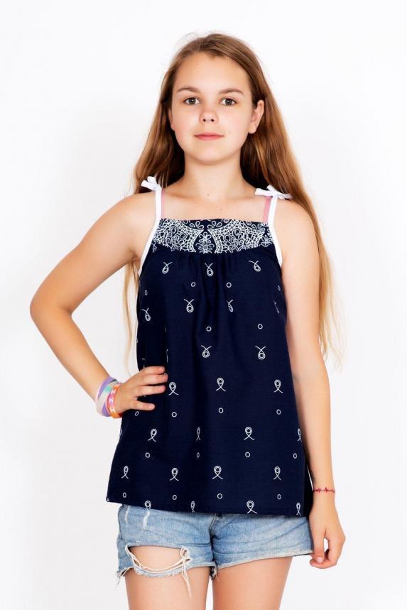 Блуза Ромашки С Арт. 5409