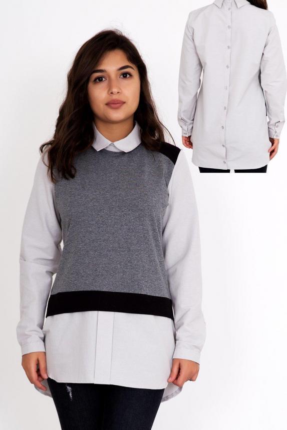 Рубашка Аланда А Арт. 5424