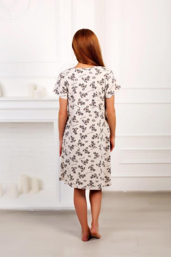 Платье домашнее Подарок Арт. 5553