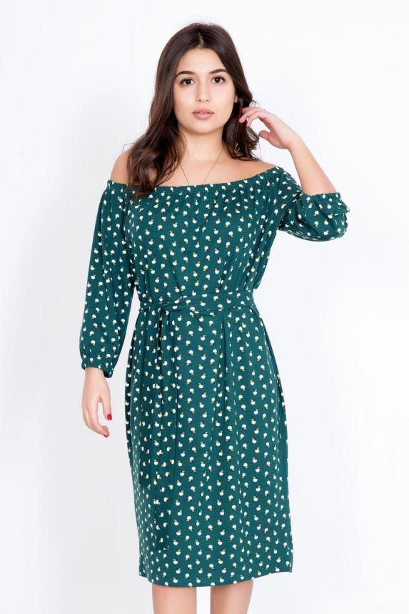 Платье Райский сад В Арт. 5723