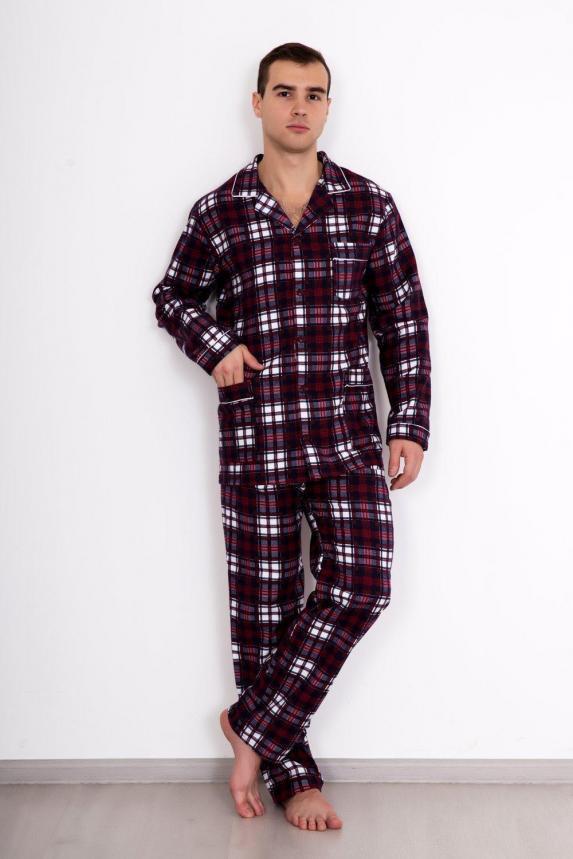 Пижама Фланель мужская Б Арт. 5725