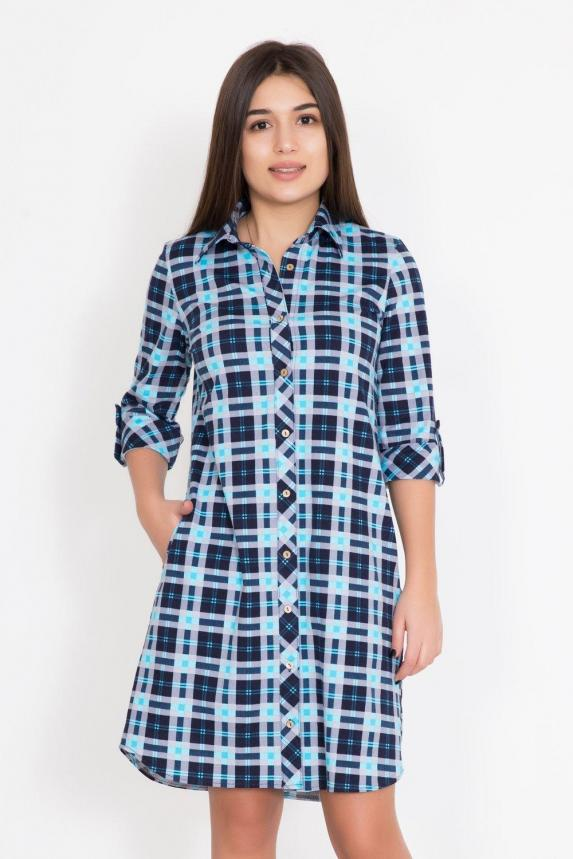 Платье-туника Келли А Арт. 5814