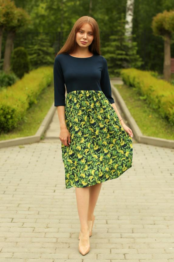 Платье Тропиканка Арт. 5878