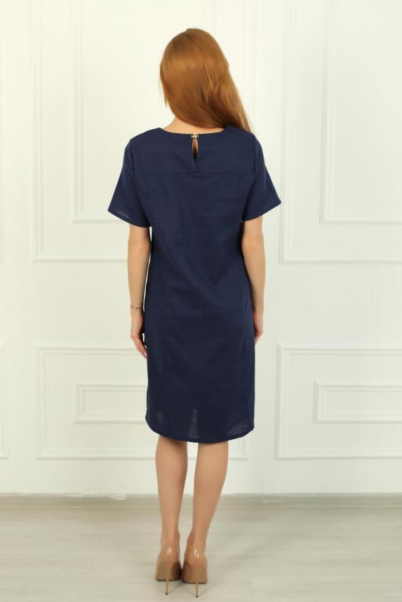 Платье Янтарь С Арт. 5879