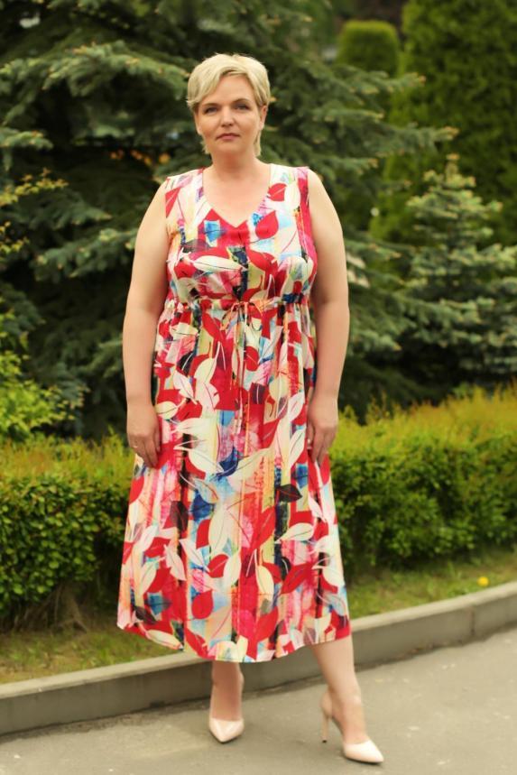Платье Гранат К Арт. 6103