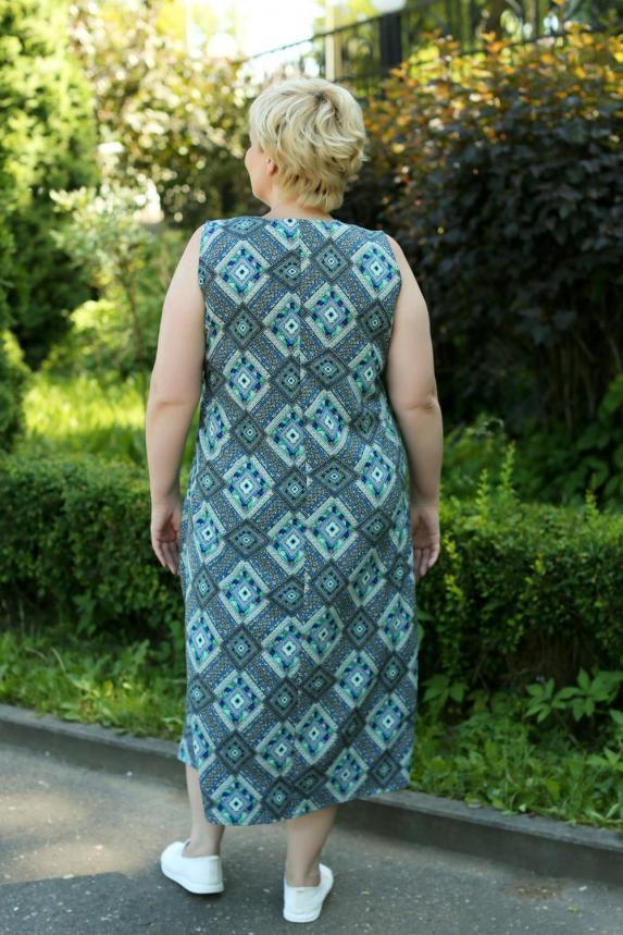 Платье Гранат С Арт. 6104