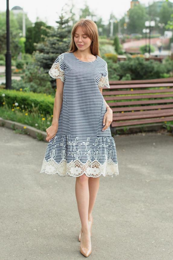 Платье Дюймовочка Арт. 6109