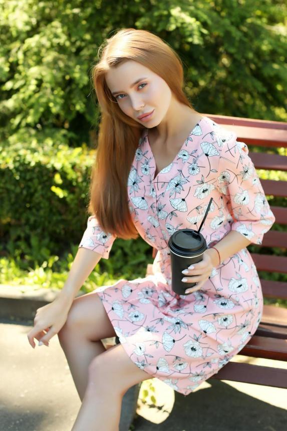 Платье-туника Луиза Р Арт. 6116