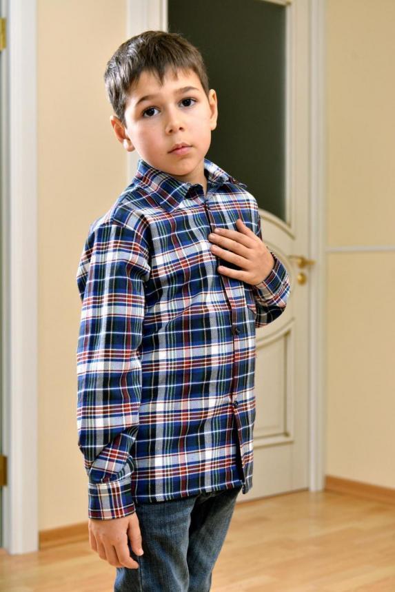 Рубашка Детская д/р  Арт. 710