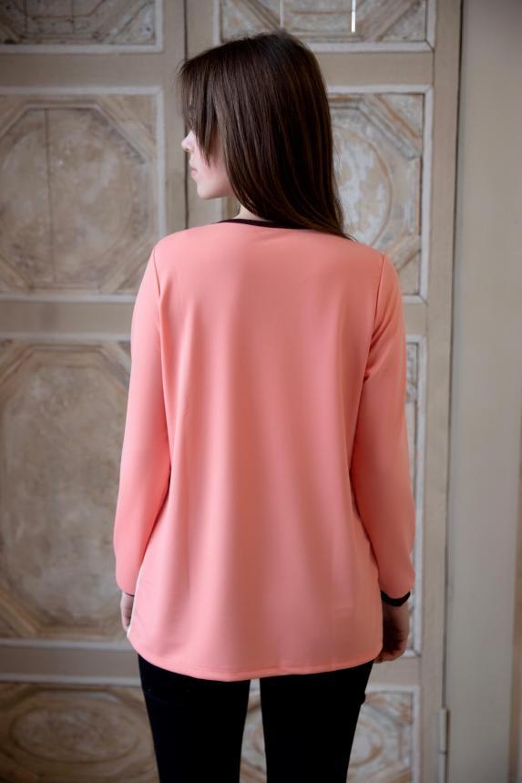 Блуза Фламинго  Арт. 1189