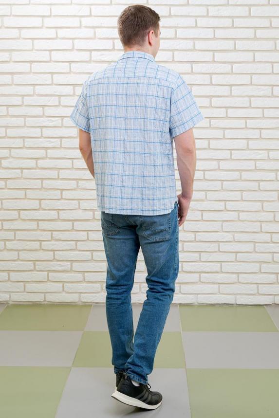 Рубашка мужская Жатка Арт. 2458